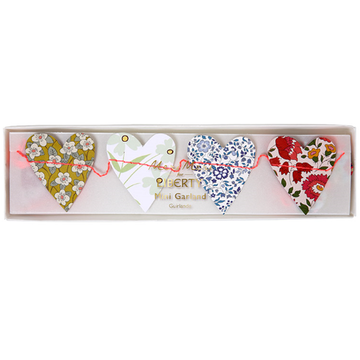 Meri Meri  Liberty Heart Garland